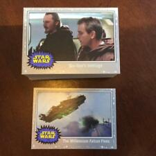 2017 Topps Star Wars Journey to The Last Jedi SILVER STARFIELD Pick Your Cards