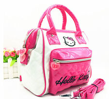 New Cute Women Hellokitty Girl Backpack Bag Messenger Bag Handbag Purse AA-8752
