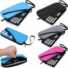 Travel Bag Cover for Texas Instruments TI-73 30Xa BA II PLUS Graphing Calculator