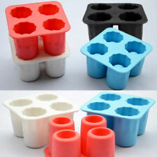 Novelty Cup Shape Silicone Ice Cube Tray Mold DIY Mould Maker Party Bar Freeze