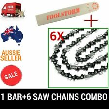 "20"" Chainsaw Bar &Chain .325 058 76DL for Baumr-Ag SX52 SX62 SX66 52cc 62cc 66cc"