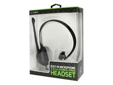 Cellet Office Over The Head Mono Single 3.5mm Headset With Microphone Mic Wired