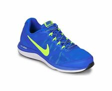 NIKE MENS DUAL FUSION SIZE 7.5 TRAINERS MENS SHOES BLUES NEW