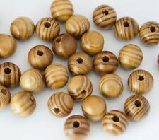 50pcs New Style Round Shape Wooden Bead For Jewelry Making
