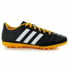 Adidas Gloro 16.2 Astro Turf Football Trainers Mens Black/White Soccer Shoes