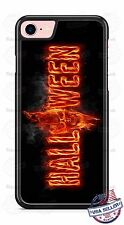 Halloween Skeleton Skull On Fire phone case cover for iPhone Samsung LG HTC Gift