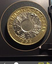 Rare £2 Pound Coin 1998 Bailiwick Of Jersey Parishes •