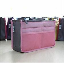 Women Traveling Fashion Candy Color Large Storage Holder Cosmetic Bag