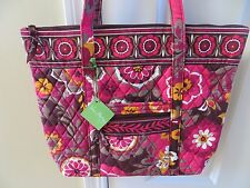 Vera Bradley VILLAGER Tote Shoulder Bag Purse-Retired! NWT!