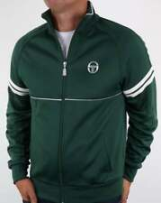 Sergio Tacchini Star Track Top in Forest Green - tracksuit McEnroe Orion