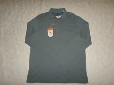 TOMMY BAHAMA PALM COVE SPECTATOR LONG SLEEVE POLO T-SHIRT MENS SIZE M NEW NWT