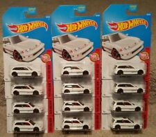 Hot Wheels '90 Honda Civic EF Then and Now 2/10 White JDM Lot of 10 HTF