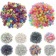 100 piece/Lot Handmade Square Round Shape Bead For Jewelry Making