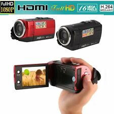 16MP FHD 1080P Digital Video Camcorder Camera DV DVR 1.5'' TFT LCD 16X Zoom GH