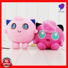 Pokemon Jigglypuff Jiggly Stuffed Animal Nintendo Game 16cm Cute Plush Toy Doll