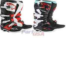 Alpinestars Tech 7 Boot Offroad Microfiber Multi Over-The-Calf Waterproof