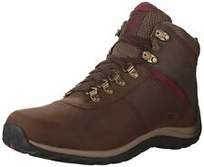 Women's Timberland Norwood Mid Waterproof Hiking Boots Brown 9505A