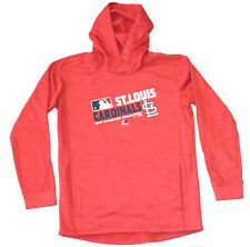 St. Louis Cardinals Youth Dugout Pullover Hoodie
