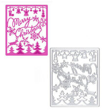 Metal Cutting Dies Stencil Scrapbook Album Paper Embossing Crafts Decor Gift DIY