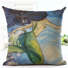 Animals Cotton Linen Throw Pillow Case Pillow Cover Cushion Cover Home Decor