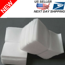 6x8 EPE Foam Out Pouches Wrap Sleeve Cushioning Bubble Bags fit 6x9 poly mailers