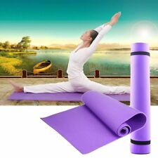 Bag 3 colour Thick Mat Pad for Leisure Picnic Exercise Fitness Yoga RX