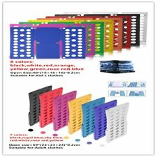 Clothes T-Shirt Folder fast Folding Board Flip Fold For Adult Child Laundry RX