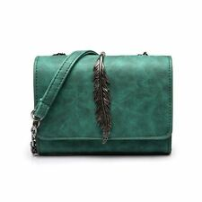 New Arrival PU Leather Casual Small Shoulder Cross-Body Bag For Women