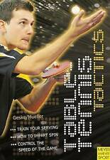 TABLE TENNIS TACTICS by Klaus M Geske, Jens Mueller (PB 2010) Sport. LIKE NEW!