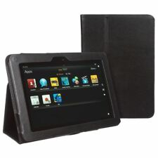 """Amazon Kindle Fire HD 8.9"""" and HDX 8.9"""" Tablet Flip LEATHER Stand Case Cover"""