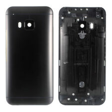 Back Battery Door Cover Replacement Part for HTC One M9 - Coffee/Silver/Gold