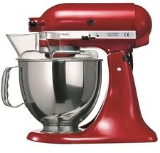 KitchenAid 5 Qt.Artisan Mixer w2 Bowls Flex Beater 5KSM175 220 VOLT FOR OVERSEAS