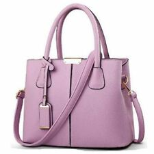 Summer Style Candy Color PU Leather Cross-Body Shoulder Bag For Women