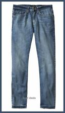BANANA REPUBLIC MENS $69.99 STRAIGHT FIT LIGHT AUTHENTIC Wash JEANS Brand NEW