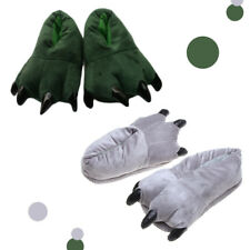 Paw Home cotton shoe Dinosaur Claw Plush shoe Indoor floor Slippers Shoes