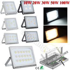 20W 30W 50W 100W Led Flood Light Outdoor Garden Yard Landscape Wall Spot Lamp