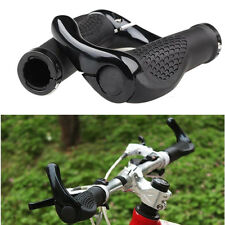 1 Pair Cycling Mountain MTB Bike Bicycle Handlebar Rubber Grips Lock On Fast US