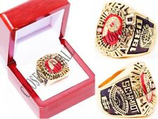 1980 Philadelphia Phillies Championship Ring Mike Schmidt Size 11 - Vintage