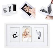 Baby Safe Print Ink Pad Hand Foot Prints Reuseable Home Art Craft Paper ED 01