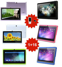 7'' 16G A33 Q88H Android 4.4 Quad Core Dual Camera WiFi Bluetooth Tablet PC NEW