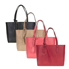 Burberry Small Reversible Tote in Haymarket Check - Choose color
