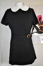 1960s inspired,  Mod- Scooter,  Dress by Pop Boutique - Vintage Reproduction
