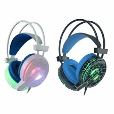 Gaming MIC LED Headset CellPhone Headphones For 3.5mm jack PS4/XboxOne Lot KG