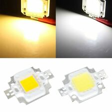 DC12V 10W Cool / Warm White Lamp Chips Super High Power LED Bulb for Flood Light