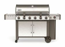WEBER GENESIS II LX S-640 GAS GRILL/STAINLESS STEEL COOKING GRATES