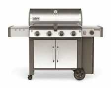 WEBER GENESIS II LX S-440 GAS GRILL/STAINLESS STEEL COOKING GRATES
