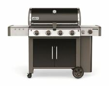 WEBER GENESIS II LX E-440 GAS GRILL/STAINLESS STEEL COOKING GRATES