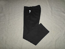 GAP KHAKIS PANTS MENS TAILORED RELAXED FIT SIZE 29X34 DARK GREY NEW WITH TAGS