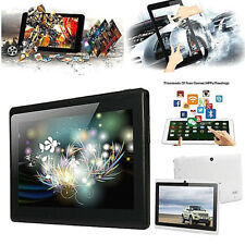 "7"" HD Tablet PC Android4.4 4Core 1.5GHZ 1GB+16GB 2CAMERA BLUETOOTH WIFI GSENSOR."