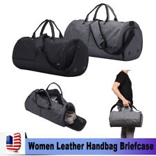 Men Women Luggage Sports Gym Bag Travel Duffle Handbag Satchel Training Tote Bag